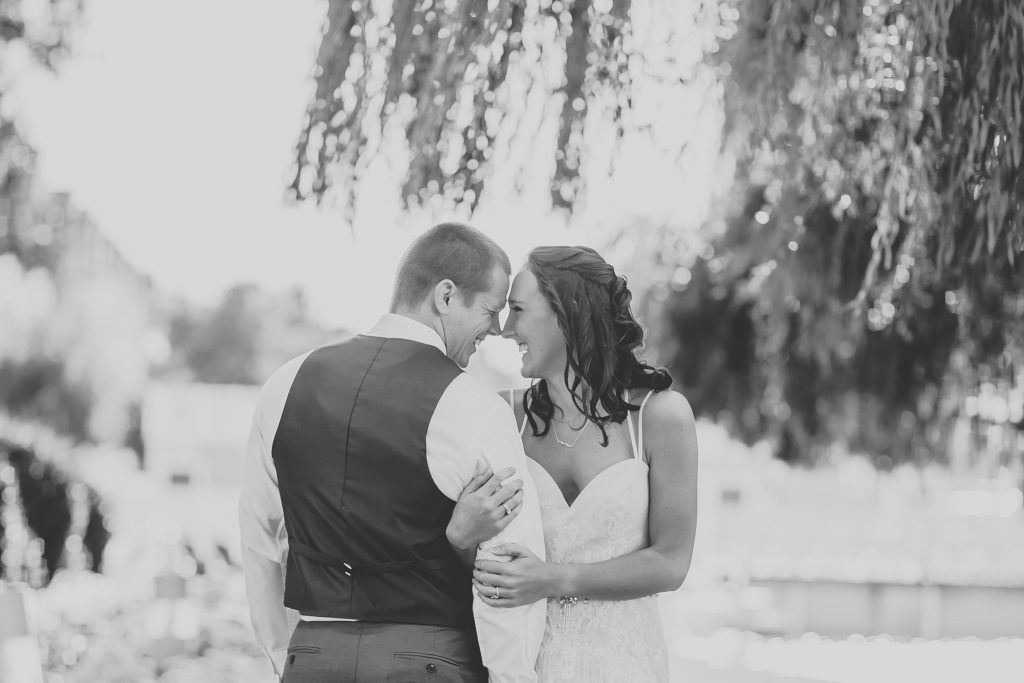 Elopement Couple | New Buffalo Michigan Wedding Photographer | Toni Jay Photography