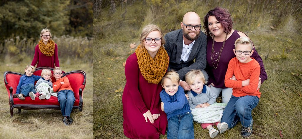 Family Reunion | Francesville Family Photographer | Toni Jay Photography