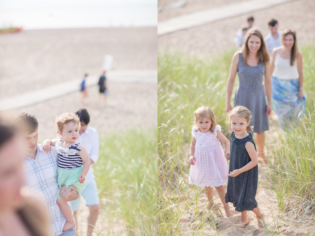 Friend Vacation | Family Session | New Buffalo Family Photographer | Toni Jay Photography