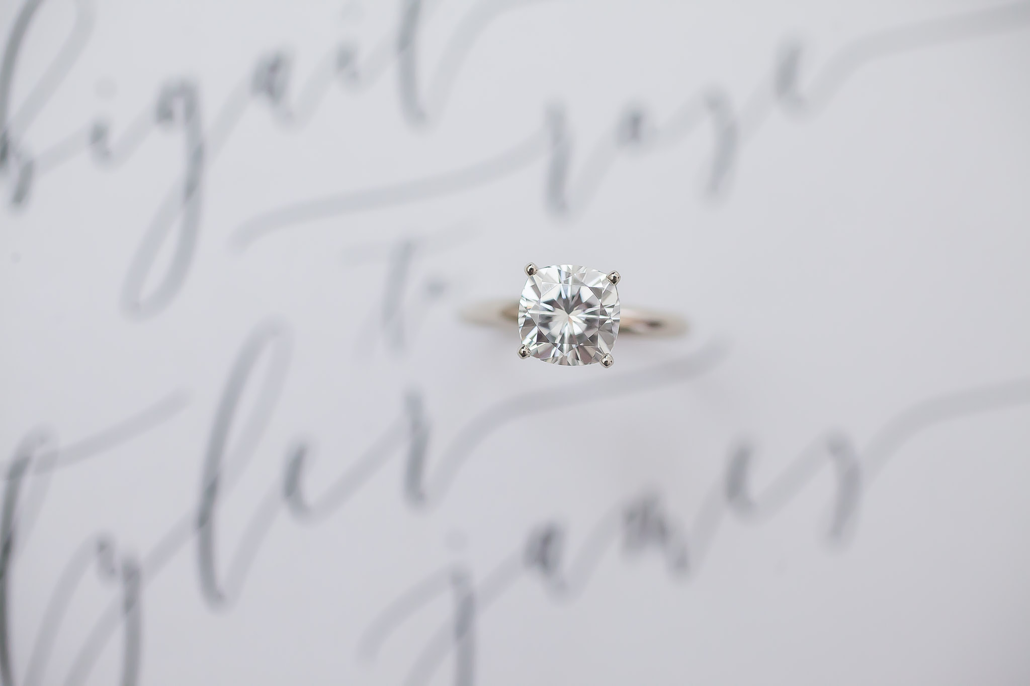 Fire + Brilliance Engagement Ring - St. Joseph Michigan Wedding Photographer - Toni Jay Photography