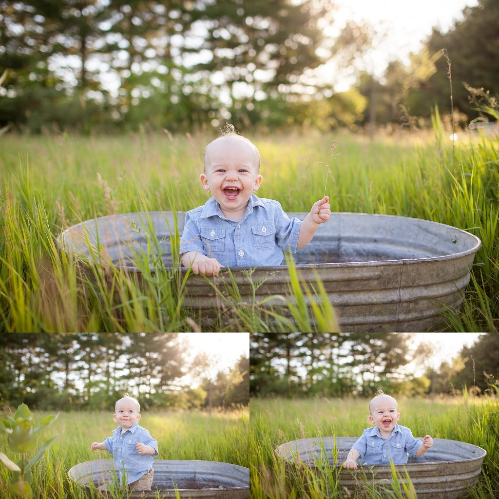 Family Session at St. Patrick's Park | South Bend Indiana Family Photographer | Toni Jay Photography