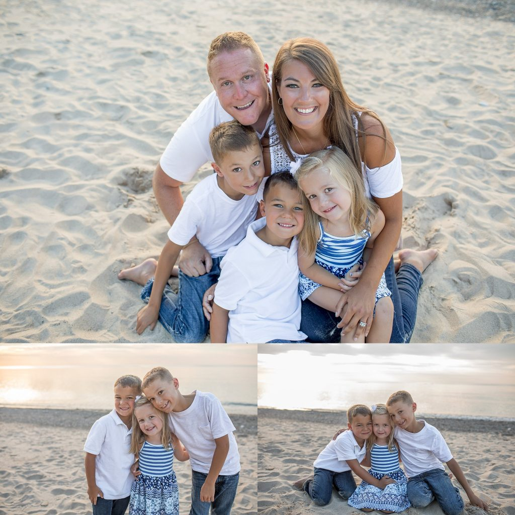 Silversten Family | New Buffalo, MI | New Buffalo Family Photographer | Toni Jay Photography