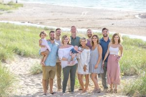 O'Brien Family | Warren Dunes | Sawyer, MI | Toni Jay Photography