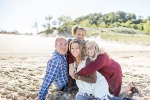 Sysak Family | Warren Dunes | Sawyer, MI | Toni Jay Photography