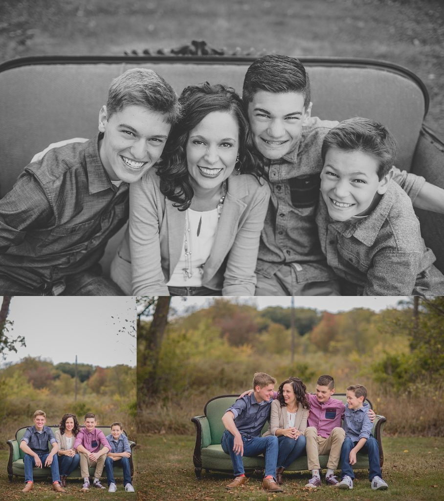 Laura + Boys | Private Residence | La Porte, Indiana Family Photographer | Toni Jay Photography