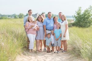 Rahe Family | Extended Family Session | New Buffalo, MI | Toni Jay Photography