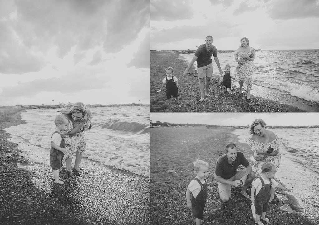 Heckman Family | Family Session | New Buffalo, MI | Toni Jay Photography