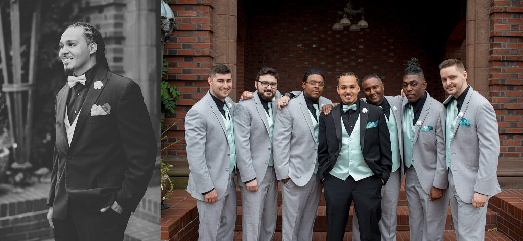 Melissa + Jordan Davis | Intimate Barker Wedding | Michigan City, IN | Toni Jay Photography